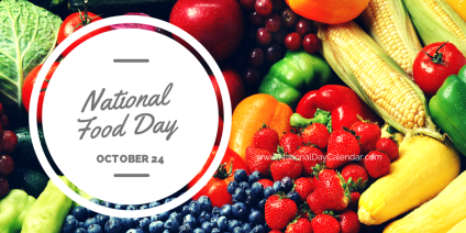 National Food Day