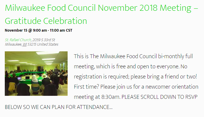 MKE food council nov 15 clip