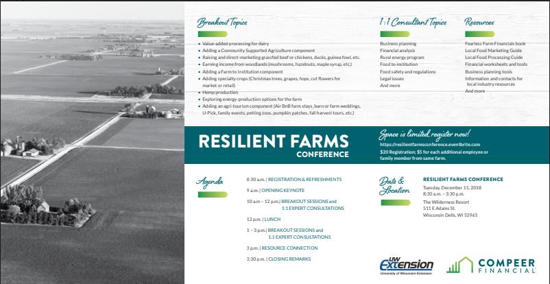 resilient farm flyer